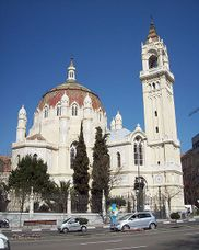 Iglesia de San Manuel y San Benito, Madrid (1902-1910)