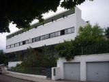 Vivienda doble en la Colonia Weissenhof, Stuttgart, Alemania. (1926-1927)