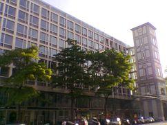 Nuevo Maxburg en Munich (1952-1957)