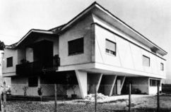 Casa Gilberti, Pontenossa (1964)