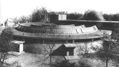 Oficina de empleo en Dessau (1927-1929)