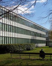 Casa consistorial de Rodovre, (1954-1956)