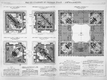 Tour Eiffel Rez de chaussée et premier étage.JPG