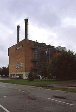 Central térmica de la Universidad Técnica de Otaniemi, (1960-1962, 1962-1964)