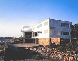 Casa Hagerty, Cohasset, (1937–1938) con Walter Gropius