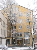 Kåren, Sede del sindicato de estudiantes de Abo Akademis, Turku (1935-1936)