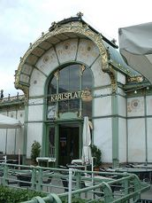 Otto Wagner.Estacion metro Karlsplatz.2.jpg
