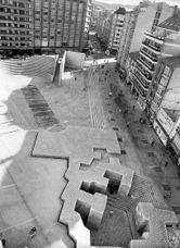 Plaza de los Fueros, Vitoria, Álava (1979)