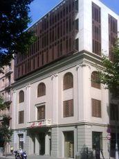 Fábrica de Hilados Masllorens, Barcelona (1929-1930)