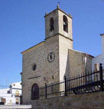 Iglesia Parroquial de Canena