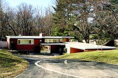 Casa Dodge, Filadelfia (1956)