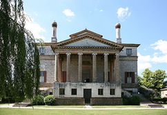 Villa Foscari, Mira (1550-1560)