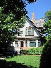Casa W. Irving Clark, La Grange (1892-1893)