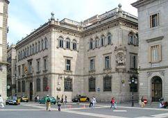 Caja de Ahorros y Monte de Piedad, Barcelona (1900-1903)