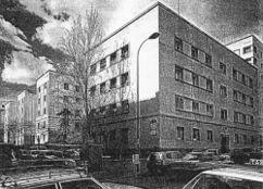 Viviendas para el Patronato de Casas Militares, Chamberí, Madrid (1928-1930)