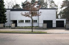 Casa Josef Lewin, Berlín (1929)