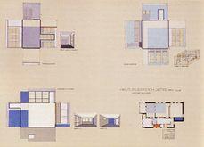 Gropius y Meyer. Casa AuerbachPlanos3.jpg