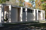Casa John W. Wallace, Athens, AL (1961)