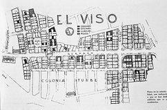 Colonia El Viso, Madrid (1933-1936), junto con Luis Felipe Vivanco.