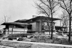 Casa Oscar M. Steffens, Chicago, EE. UU.(1909)