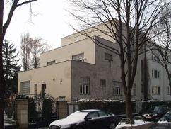 Casa Scheu, Viena, Austria. 1912-1913