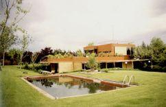 Casa Guzmán, Algete, Madrid (1972)