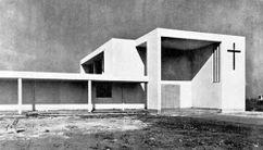 Capilla de la Colonia de Alineados de Oliveros (1939)