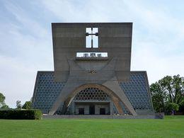 Abadía de San Juan, Minesota (1961)