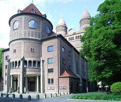 Iglesia de San Pablo, Frauenstrasse, Ulm (1908–1910)