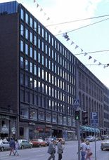 Edificio Rautatalo, Helsinki (1953-1955)