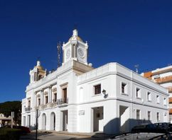 Ayuntamiento de Barbate (1951-1953)