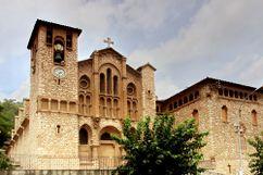 Iglesia de San Esteve, Cervelló (1896-1908)