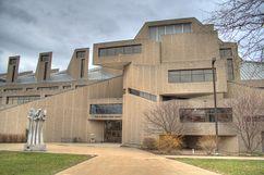 Biblioteca central de Niagara Falls (1969-1974)