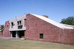 Casa Ramkrishna, Ahmedabad (1962-1964)