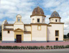 Ermita de San Agustín y camarín de la Virgen de la Asunción, Jumilla (1770-1776; 1798-1800)