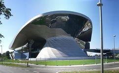 BMW Welt. 1er premio, Múnich, Alemania. (2001-2006)