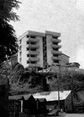 Edificio de viviendas Iberriaga, Motrico, Guipúzcoa. (1958)