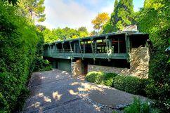 Casa Jose Rodriguez, Glendale, California (1942)