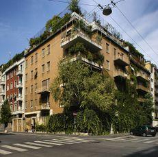 Domus Alba, Milán (1935-1938)