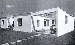 Anton Brenner: Casas 15 y 16. Engelbrechtweg 9 - 11