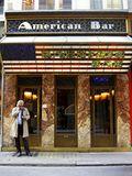 American Bar, Viena (1908)