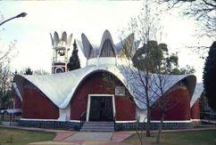 Parroquia del Señor del Campo Florido, Ciudad de México, México. (1966)