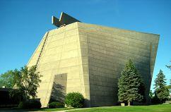 Iglesia de San Francisco de Sales, Norton Shores, Michigan (1964)