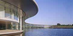 Centro de Tecnología McLaren, Woking, Reino Unido (1998-2004)