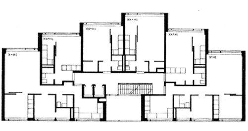 AlvarAalto.ApartamentosViitatorni.Planos1.jpg