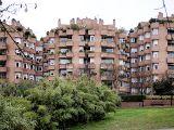 "Conjunto de viviendas ""Las Cocheras"", Barcelona (1968)"