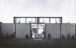 Apartamentos Maypole, Hollywood, California, (1952–1953)