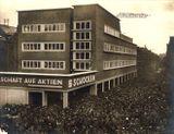 Centro comercial Schocken, Núremberg (1925-1926)