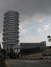 Complejo Concourse, Singapur (1981-1993)