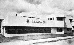 Planta embotelladora Canada Dry, Caracas (1948-1949)
